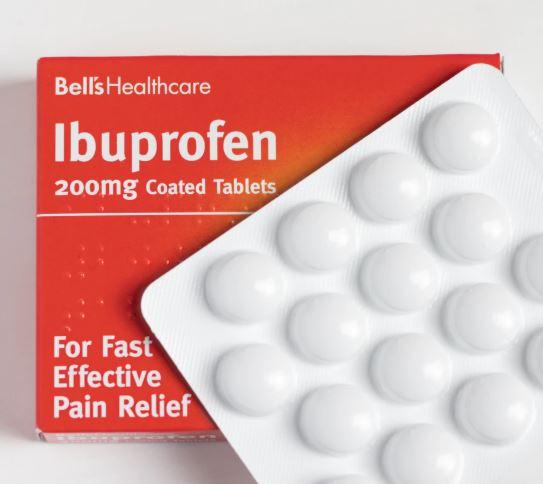 Ibuprofen COVID