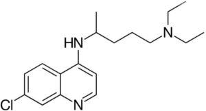chloroquine structure